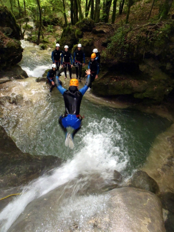 Camping Ain L'Escapade - climbing-canyoning-and-via-ferrata