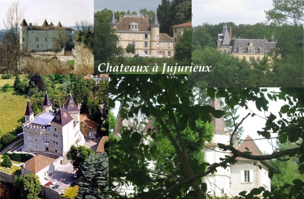 Camping Ain L'Escapade - jujurieux-and-its-13-castles